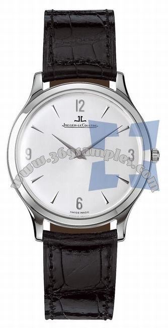 Jaeger-LeCoultre Master Ultra Thin Mens Wristwatch 145.84.04