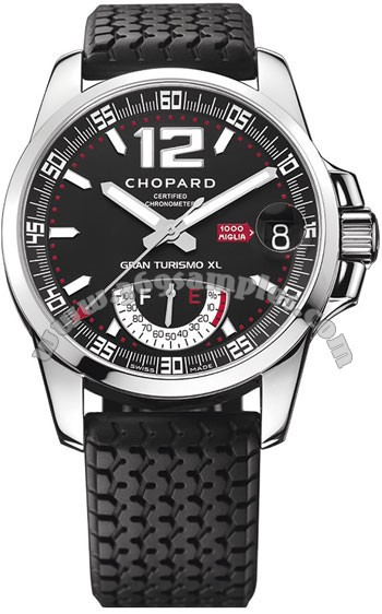 Chopard Mille Miglia GT XL Power Reserve Mens Wristwatch 168457-3001