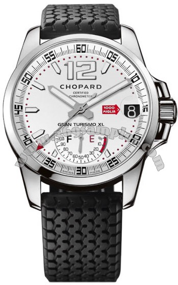 Chopard Mille Miglia GT XL Power Reserve Mens Wristwatch 168457-3002S