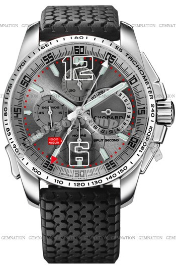 Chopard Mille Miglia Limited Edition Split Second Mens Wristwatch 168513-3001