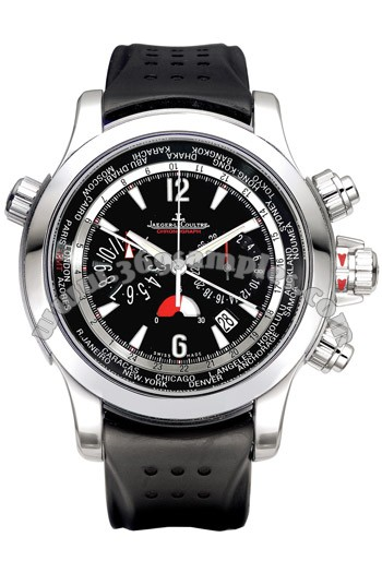 Jaeger-LeCoultre Master Compressor Extreme World Chronograph Mens Wristwatch 176.84.70