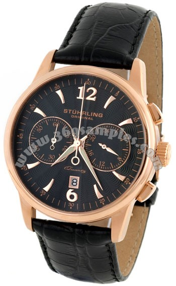 Stuhrling Aristocrat Mens Wristwatch 186L.33451