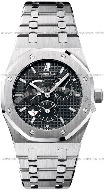 Audemars Piguet Royal Oak Power Reserve Mens Wristwatch 26120ST.OO.1220ST.03