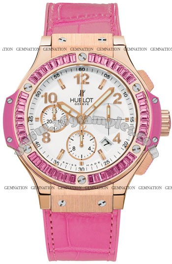 Hublot Big Bang Tutti Frutti Unisex Wristwatch 341.PP.2010.LR.1933
