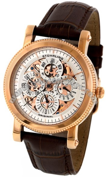 Stuhrling  Mens Wristwatch 43BB.3345E2