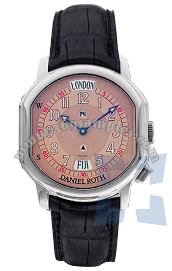 Daniel Roth  Mens Wristwatch 857.X.10.149.CN.BD