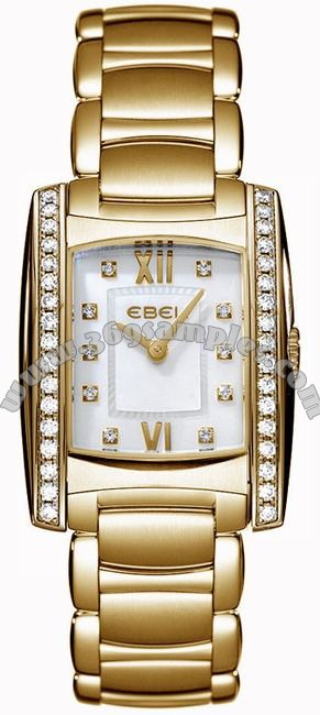 Ebel Brasilia Ladies Wristwatch 8976M28.9820500