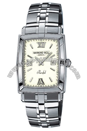Raymond Weil Parsifal (NEW) Mens Wristwatch 9341-ST-00307