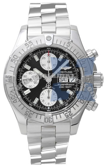 Breitling Chrono Superocean Mens Wristwatch A1334011.B683-PRO2