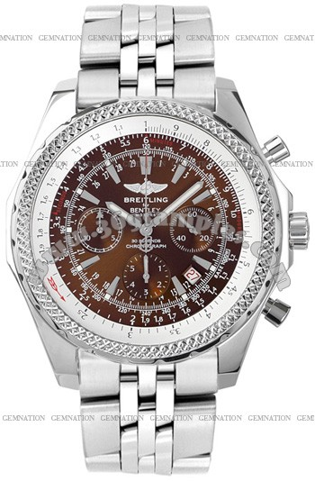 Breitling Bentley Motors Mens Wristwatch A2536212.Q502-SPEED