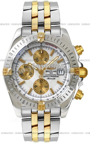 Breitling Chronomat Evolution Mens Wristwatch B1335611-G570-372D