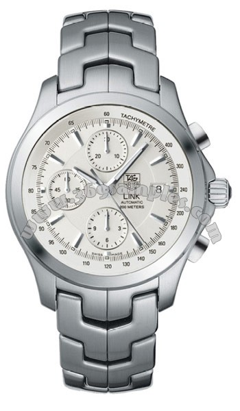 Tag Heuer Link Automatic Chronograph Mens Wristwatch CJF2111.BA0576