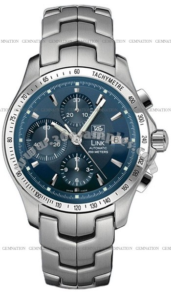 Tag Heuer Link Automatic Chronograph Mens Wristwatch CJF2114.BA0594