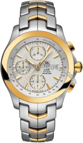 Tag Heuer Link Automatic Chronograph Mens Wristwatch CJF2150.BB0595