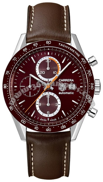Tag Heuer Carrera Automatic Chronograph Mens Wristwatch CV2013.FC6234