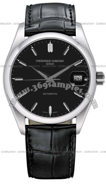Frederique Constant Index Automatic Mens Wristwatch FC-303B4B6