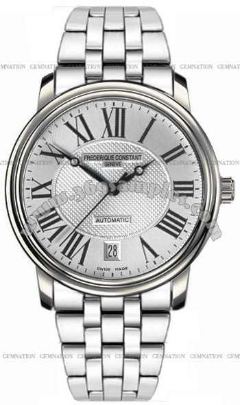 Frederique Constant Persuasion Mens Wristwatch FC-303M3P6B2