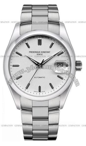 Frederique Constant Index Automatic Mens Wristwatch FC-303S4B6B