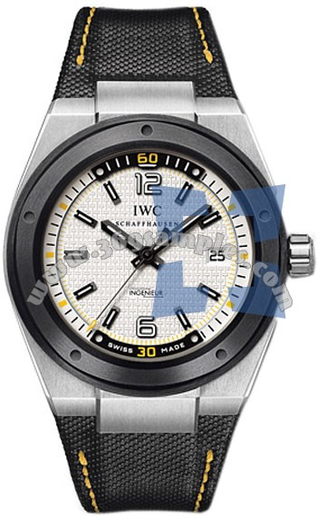 IWC Ingenieur Climate Action Mens Wristwatch IW323402