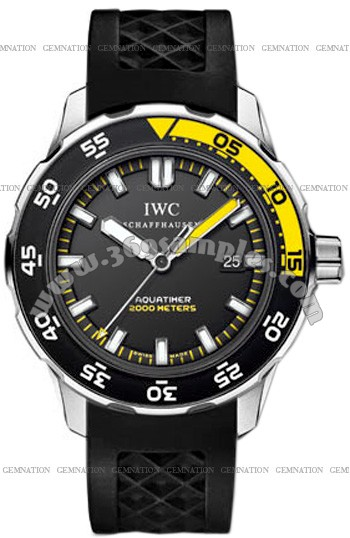 IWC Aquatimer Automatic 2000 Mens Wristwatch IW356802