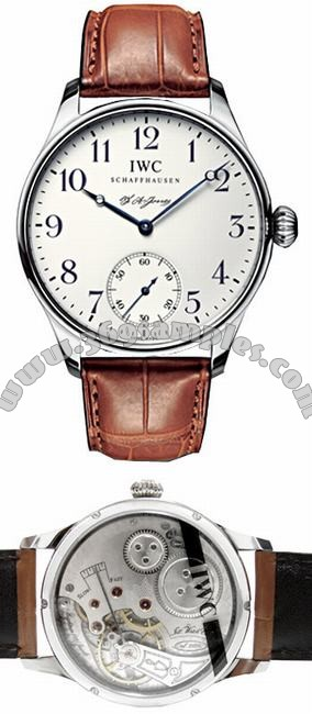 IWC Portuguese F.A. Jones Mens Wristwatch IW544203