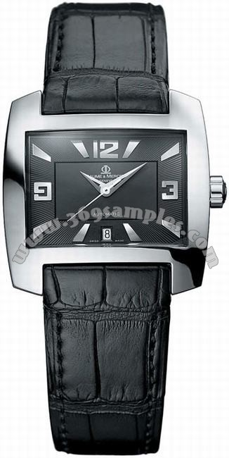 Baume & Mercier Hampton  Spirit Mens Wristwatch MOA08255