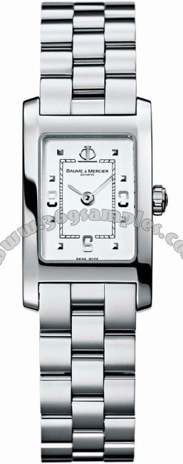 Baume & Mercier Hampton Mens Wristwatch MOA08503