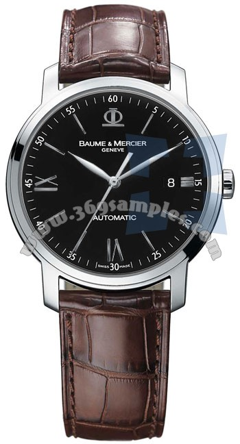 Baume & Mercier Classima Mens Wristwatch MOA08590