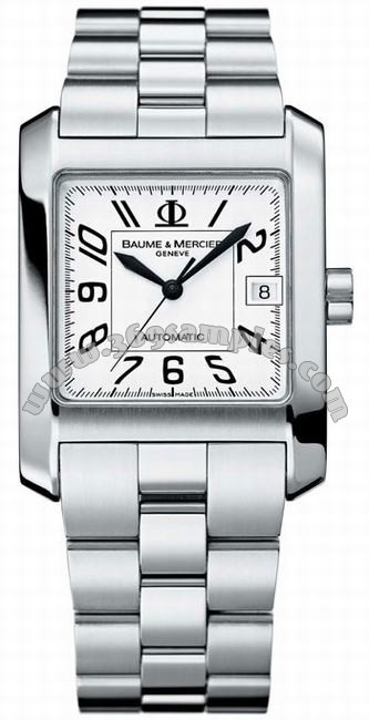 Baume & Mercier Hampton Classic Mens Wristwatch MOA08610