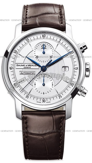 Baume & Mercier Classima Executives Mens Wristwatch MOA08692