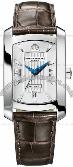 Baume & Mercier Hampton Milleis XL Mens Wristwatch MOA08753