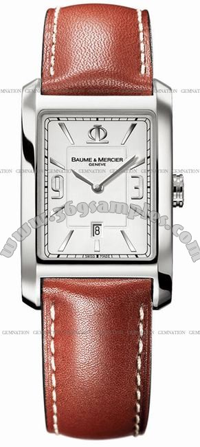 Baume & Mercier Hampton Classic Mens Wristwatch MOA08810