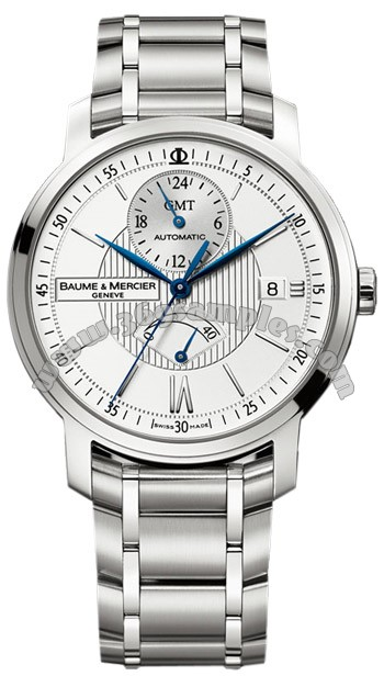 Baume & Mercier Classima Executives Mens Wristwatch MOA08838