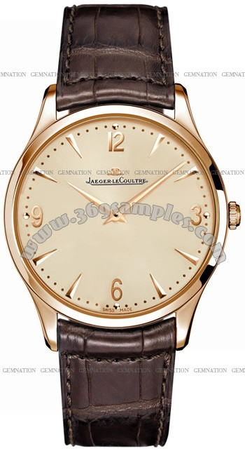 Jaeger-LeCoultre Master Ultra Thin Mens Wristwatch Q1342420