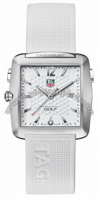 Tag Heuer Professional Golf Mens Wristwatch WAE1112.FT6008