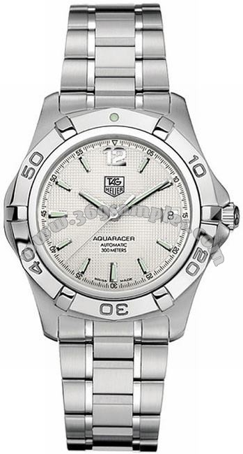 Tag Heuer Aquaracer Automatic Mens Wristwatch WAF2111.BA0806