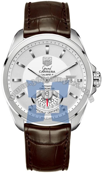 Tag Heuer Grand Carrera Automatic Calibre 6 RS Mens Wristwatch WAV511B.FC6230