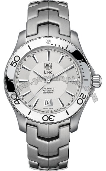 Tag Heuer Link Automatic Mens Wristwatch WJ201B.BA0591