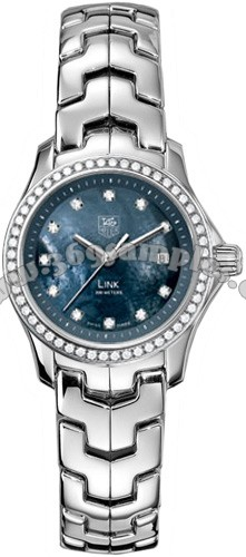 Tag Heuer Link Quartz Ladies Wristwatch WJF131G.BA0572