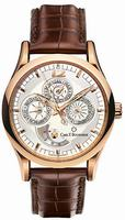 Replica Carl F. Bucherer Manero Perpetual Calendar Mens Wristwatch 00.10902.03.16.01