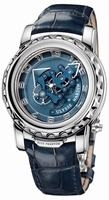 Replica Ulysse Nardin Freak Blue Phantom Mens Wristwatch 020-81