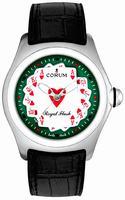 Replica Corum Bubble XL Royal Flush 2006 Special Edition Mens Wristwatch 02320.RO2001