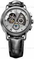 Replica Zenith Chronomaster Open Grande Date Moonphase Mens Wristwatch 03.1260.4047-02.C505