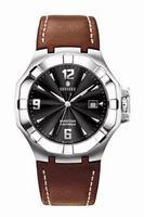 Replica Concord Saratoga Mens Wristwatch 0310735