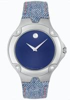 Replica Movado Sports Edition Unisex Wristwatch 0604895/1