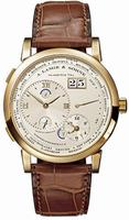 Replica A Lange & Sohne Lange 1 Time Zone Mens Wristwatch 116.021