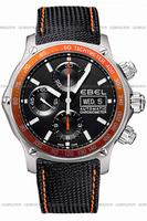 Replica Ebel 1911 Discovery Chronograph Mens Wristwatch 1215889