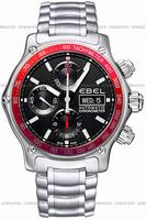 Replica Ebel 1911 Discovery Chronograph Mens Wristwatch 1215890