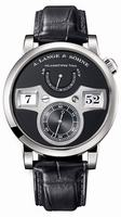 Replica A Lange & Sohne Zeitwerk Mens Wristwatch 140.029