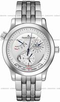 Replica Jaeger-LeCoultre Master Geographic Mens Wristwatch 150.81.20